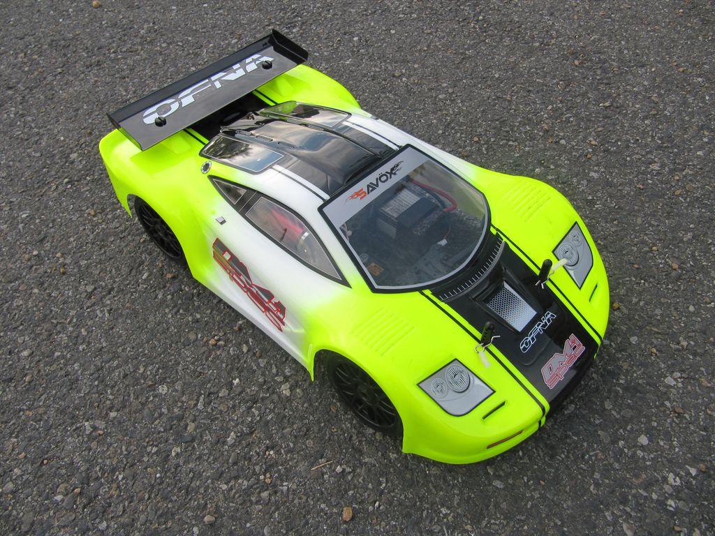 Proto OFNA DM-1 Carro2